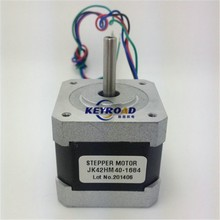 0.9 degree 3.3Kg.cm 1.68A 42mm 2phase Hybrid Stepper Motor Cheap NEMA17 Bipolar Step Motor