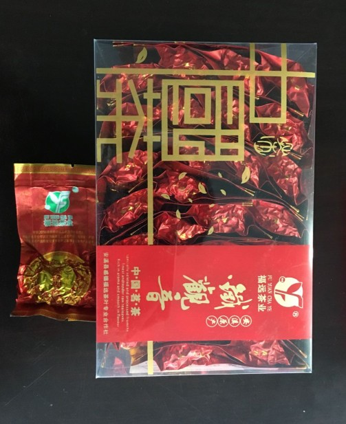 Wholesaler Fujian Anxi Tie Guan Yin slight fragrance Oolong Tea 500g
