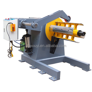 Sheet Metal Decoiler/Uncoiler For Press Machine