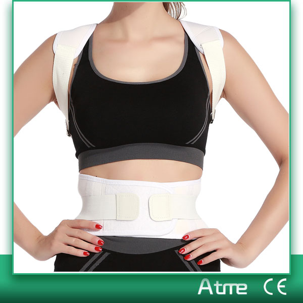 Hot Orthopaedic Posture Corrector Back and Shoulder Support Brace Belt