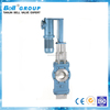 DN200 Electro-hydraulic Carbon Steel Knife Gate Valve