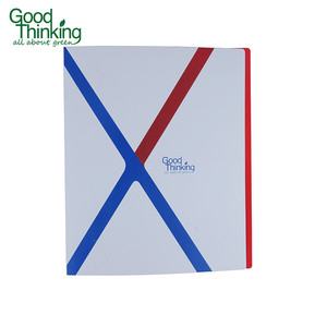 Custom making high quality multi colors 2019 eco-friendly office stationery hardcover school 4 ring binder parts filing