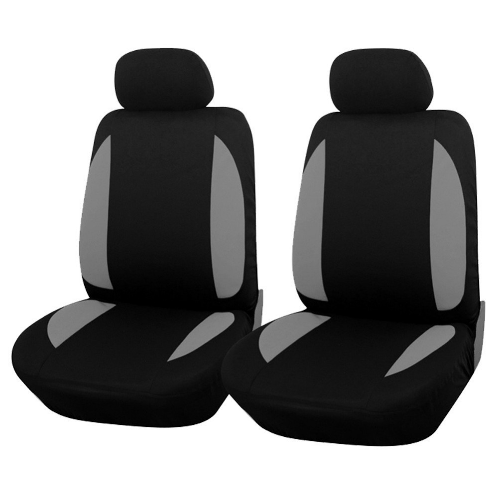 Buy AUTOYOUTH Jacquard Fabric Car Seat Cover Set Sport Racing Design ...