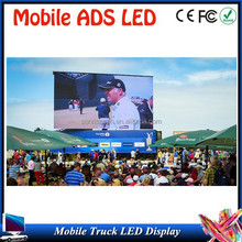 Outdoor mobile advertising LED display screen truck,Outdoor Mobile p10 Waterproof LED p12 dip outdoor full color truck led sign