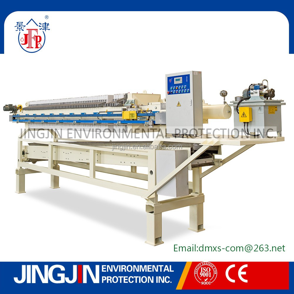 2017 New technology PP chamber filter press with good price