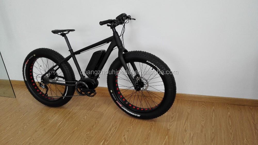 Fat Bike 26 Quot Snow E Bike With 11 6ah Samsung Lithium