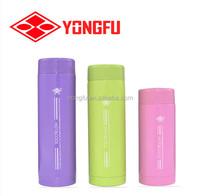 500ml Vacuum stainless steel bachelor flask for custom logo