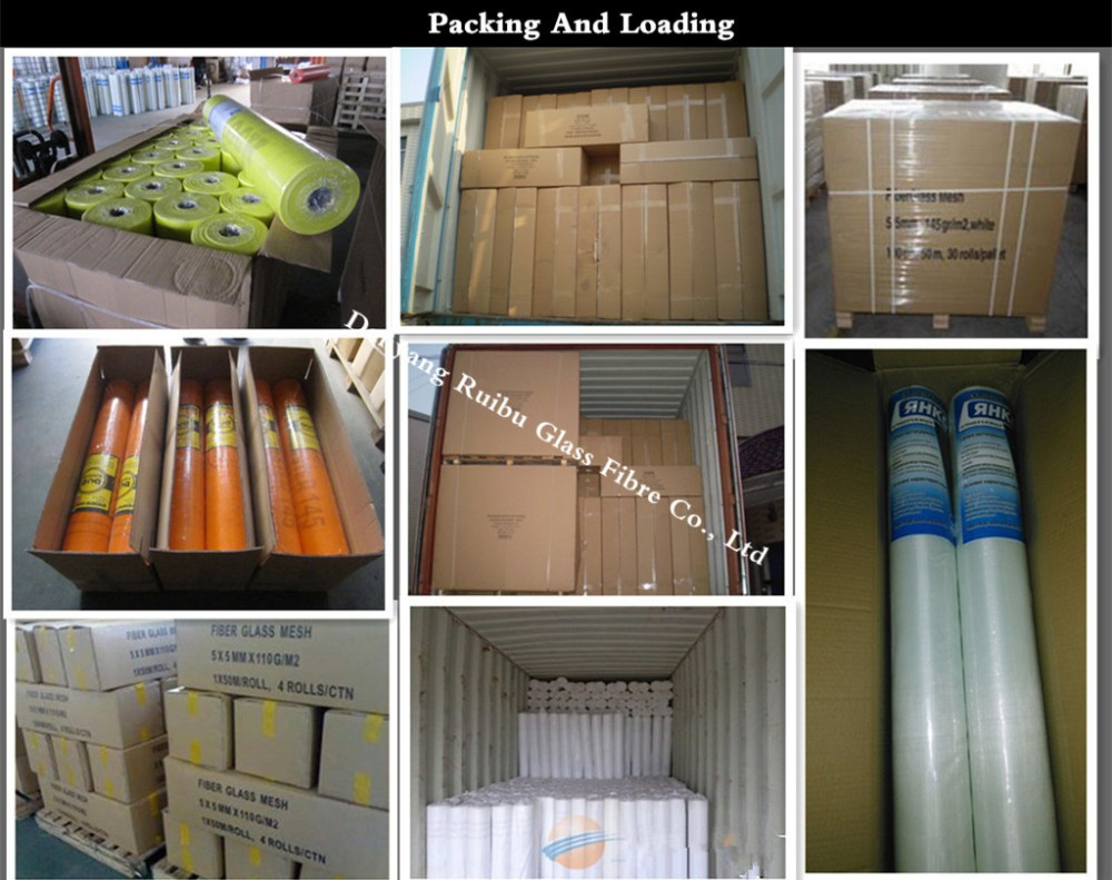 Cheap And High Strength Glass Fiber Mesh For Plastering