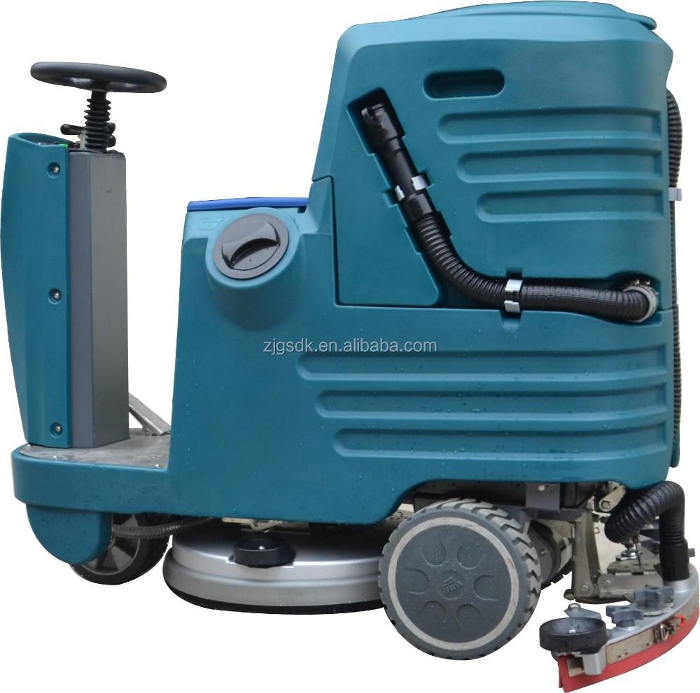 scrubber machine price