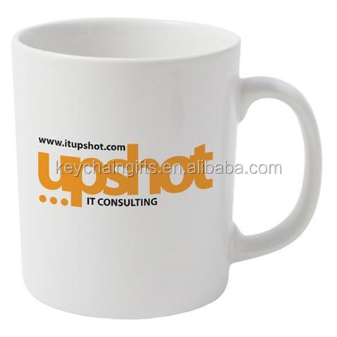 Custom Cheap Porcelain Tea Coffee Cup Ceramic Mug With