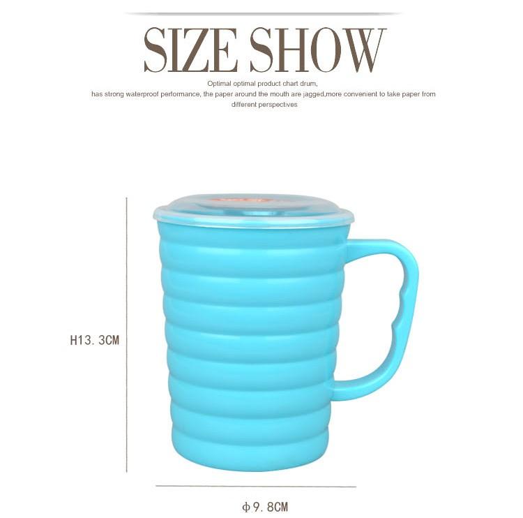 New Big Size Plastic Drinking Mug With Handle Buy