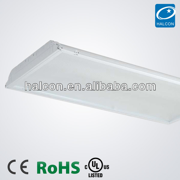 2014 T5 Ul Cul Recessed Troffer Grille Ceiling Lighting Fixture ...