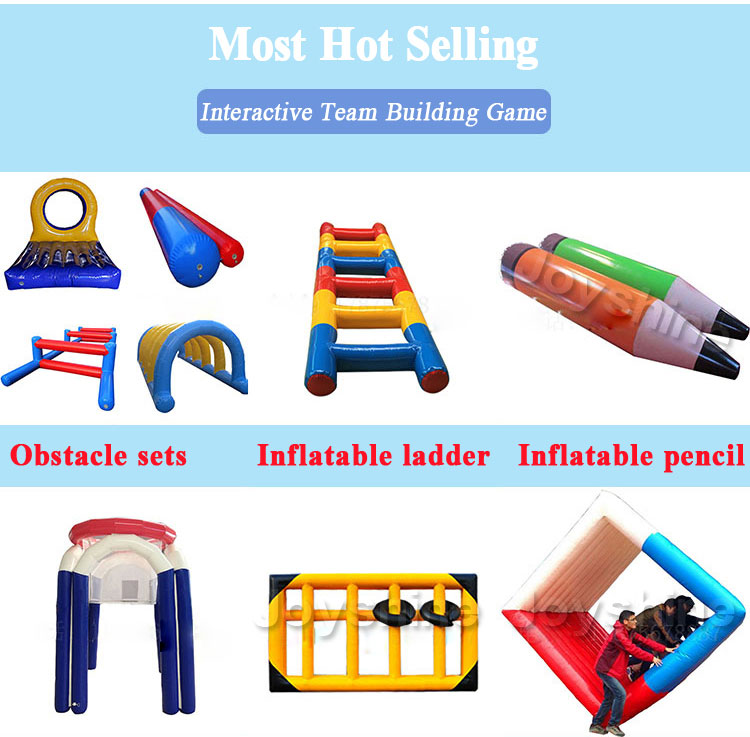 Team Building Games Inflatables Equipment Adult Kids Outdoor Activities Inflatable Sport Meeting Game Caterpillar Tunnel