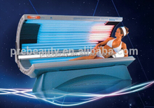 2016 New product led lamp skin tanning bed solarium for body tanning
