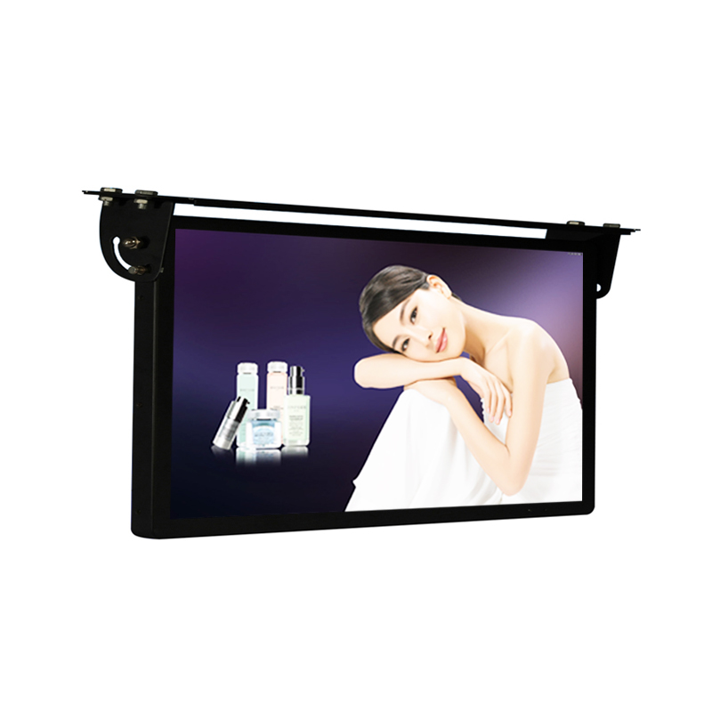 21.5 Inch Lcd Display Bus Roof Mounted Advertising Monitor