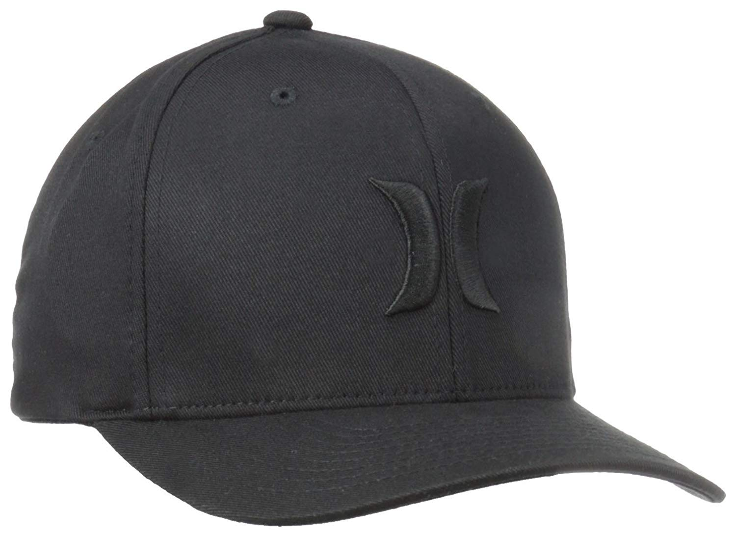 new arrivals cd329 cf5c1 ... cheap get quotations hurley mens one and only black white hat 8110c  8deeb