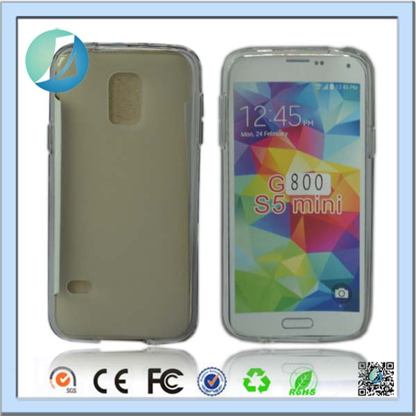 Ultra Thin tpu cell phone case for samsung note 5
