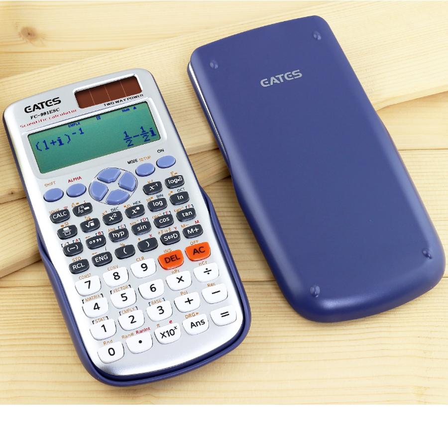 China Scientific Calculator Kalkulator Citizen Ct 570es Silver Manufacturers And Suppliers On