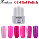 864 Colors Gel 15ml OEM/ODM private label create your own brand soak off UV/Led Gel Nail Polish