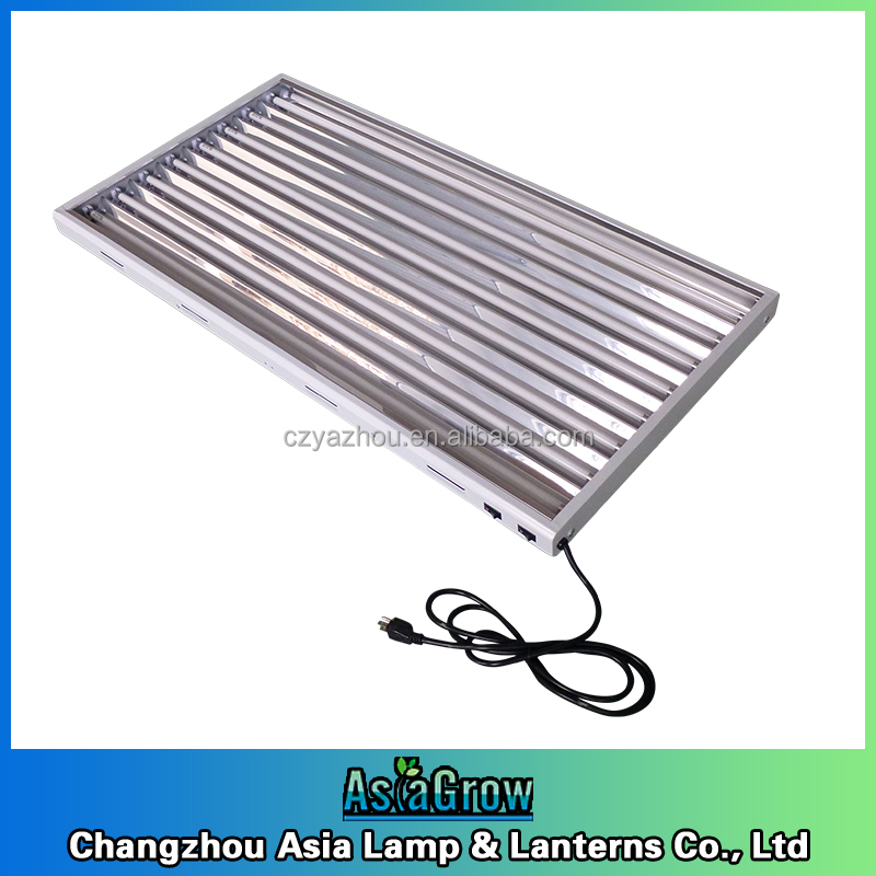 t5 double fluorescent lamp fixture with reflector t5 double fluorescent lamp fixture with reflector suppliers and at alibabacom - T5 Light Fixtures