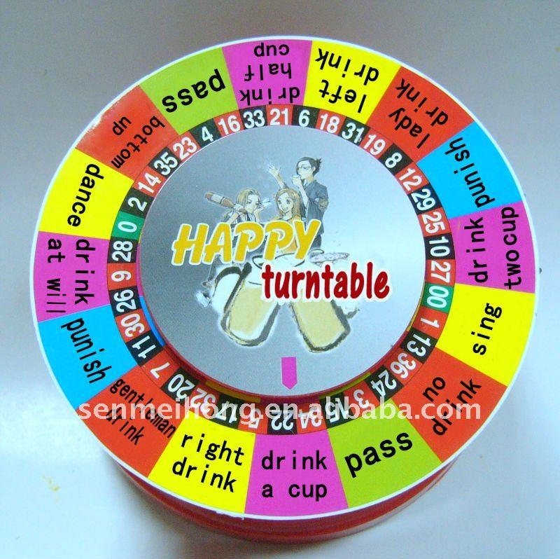 rueda de casino yogurt
