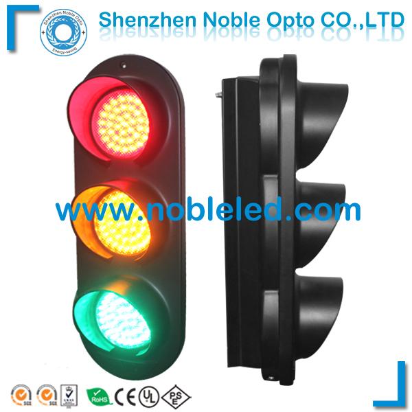 Красный желтый зеленый три цвета 100 мм из светодиодов сигнал светофора