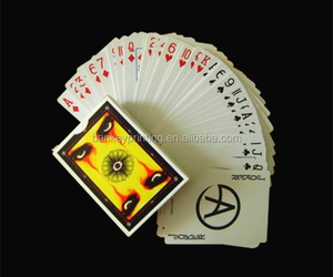 Popular Customized Playing Cards OEM Party Game Cards