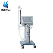 BT-S500 electrically controlled pneumatic integrated icu medical ventilator hospital equipment names suppliers