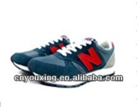 Womens fashion swede leather trainers/sneakers/EVA running shoes