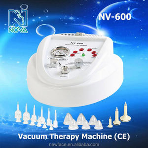 NV-600 Magical & Intelligent vacuum sucking nude breast massage with vacuum for Breast Enhancers & Vacuum Therapy