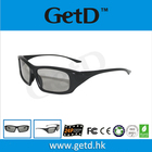 Micro USB Rechargeable Active Shutter 3D Glasses for IR and BlueTooth 3D TVs use
