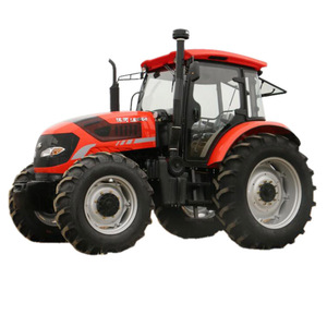 big power 130HP 4WD farm tractors 4 wd 130hp ac farm tractor 1304 tractor