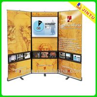 poster digital printing display banner stand