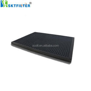 SKT AC pp honeycomb cardboard activated carbon
