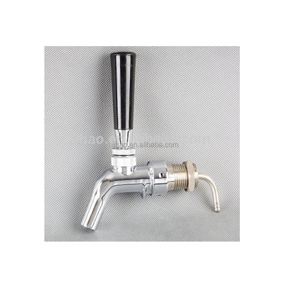 equipment dining dp faucet kitchen com beer amazon stainless perlick beertower kegco w kegging double faucets draft tap