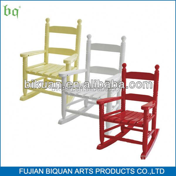 BQ outdoor folding rocking chair for child
