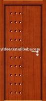 New design and best price half light door(YF-M8017)
