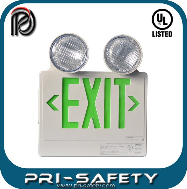 UL listed emergency light for American market