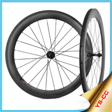 Lightcarbob 2016700C cycling carbon wheels 60mm* 23/25/24mm wide clincher tubuless carbon wheels16-32H