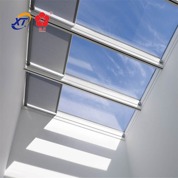 Top supplier Echome construction Australian standard aluminium balcony roof window skylight