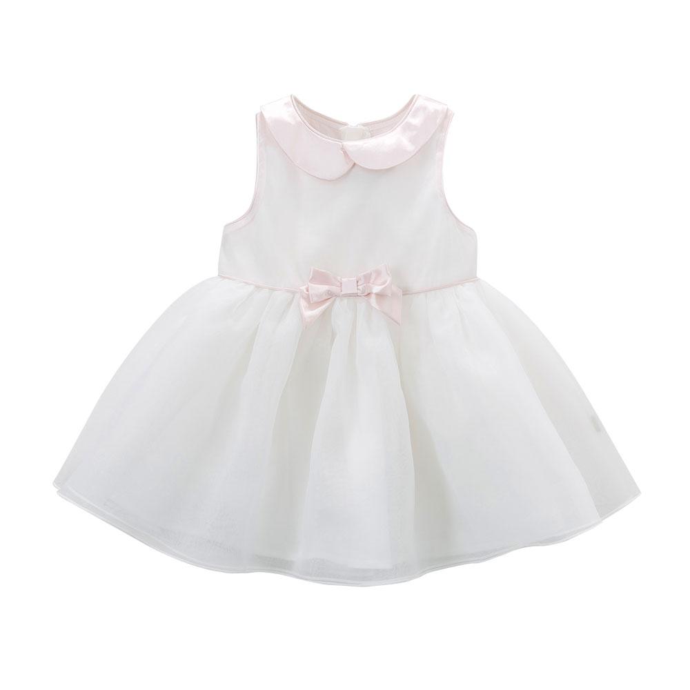 Db5467 Dave Bella Summer Baby Girl Princess Dress Baby Big Bow ...