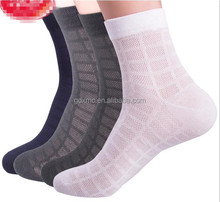 Casual men in the tube socks Lingge moisture breathable men socks