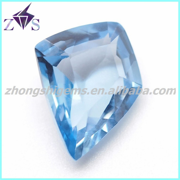 Irregular Polygon Synthetic CZ Names Of All Gemstone
