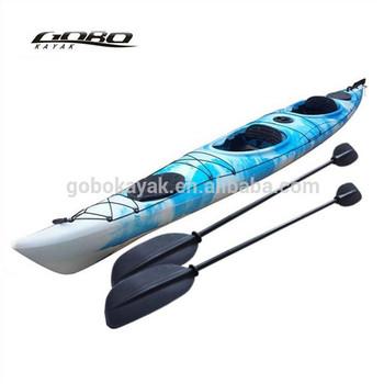 Rotomoulded Polythylen Hull 2 Person Sit In Ocean Kayak - Buy K2 Ocean  Kayak,Kayaking Boat,Rowing Boat Product on Alibaba com