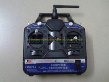 Free Shipping FS CT6B 2 4G 6CH Radio Control RC Transmitter Receiver 450 500 Trex T