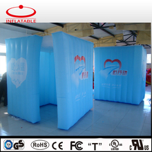 Inflatable phone booth, inflatable changing room, inflatable private stall, inflatable wall