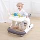 China new model 360 degree rotating round baby walker and jumper