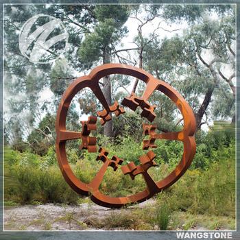 Rustic Garden Art Decor Corten Steel Flower Metal Sculptures Buy Corten Steel Garden Art Sculpture Rustic Decor Rustic Garden Art Metal Sculptures Product On Alibaba Com