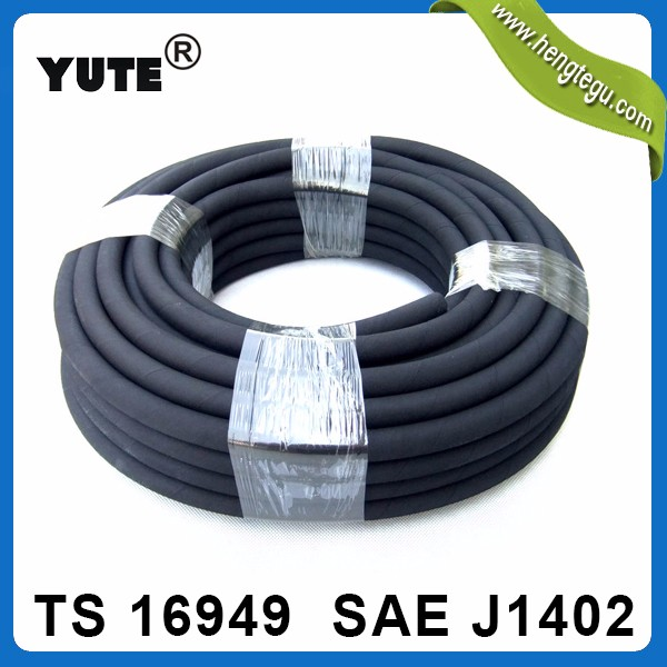 SAE J1402 truck trailer using 100 meters coil 3/8 inch air brake hose