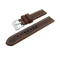 Handmade Band top cow leather 18mm 20mm 22mm genuine leather watch bands
